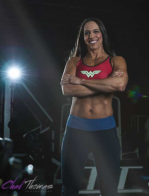 Liz Paesani Columbia MD gym